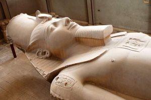 Ramses Museo del Cairo Egitto