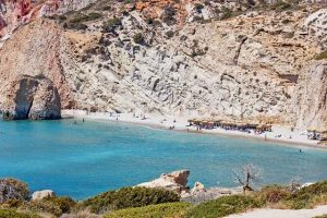 Milos Cicladi Grecia