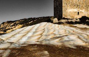 Spiaggia punta bianca