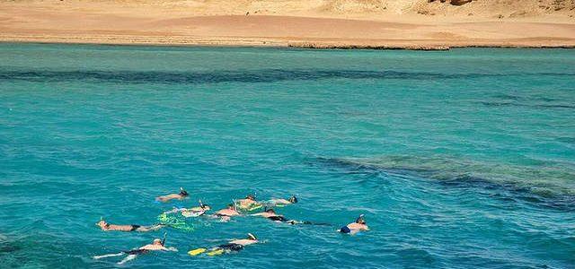 Il Parco Nazionale Marino d'Egitto