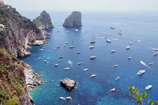 Cosa visitare a Capri in un giorno