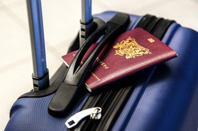 Viaggiare con il solo bagaglio a mano