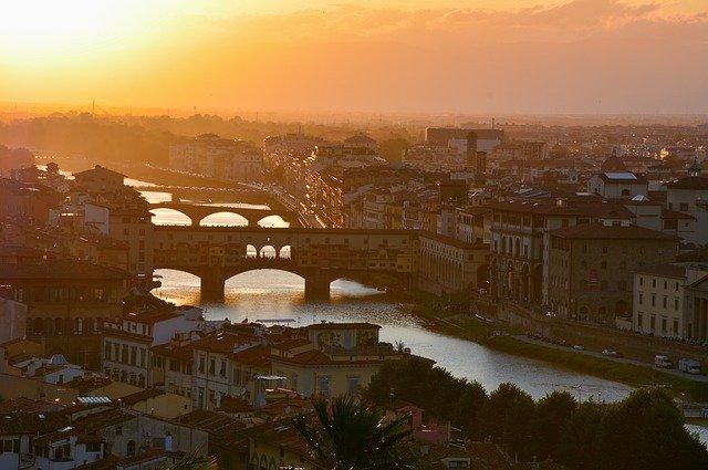 Dove vedere il tramonto a Firenze