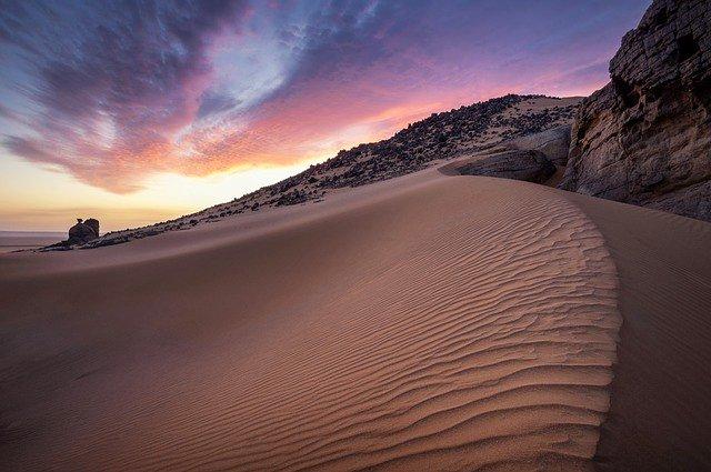 Caldo vento del Sahara: perché il vento del deserto è così importante