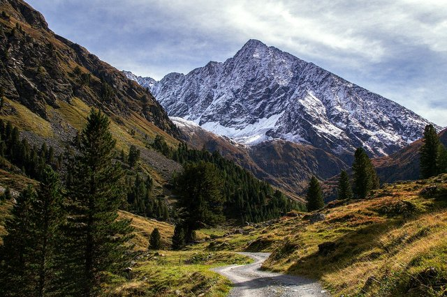 Monti dell'Austria: quali sono le montagne austriache